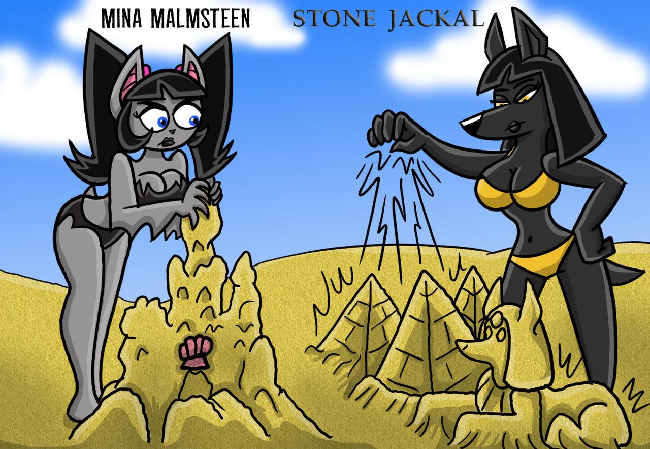 Queen of Summer 7 Rd4: Mina VS Stone Jackal