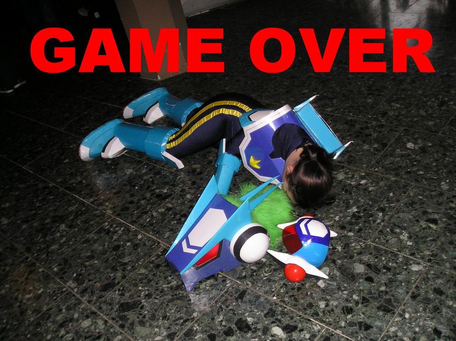Axl Megaman Cosplay