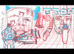 TRON Quick Sketch 001