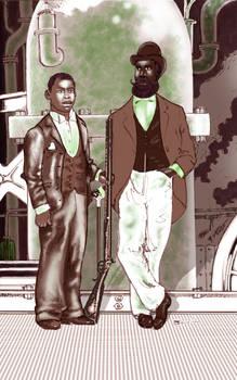 Steam Funk Brothers - circa 1870