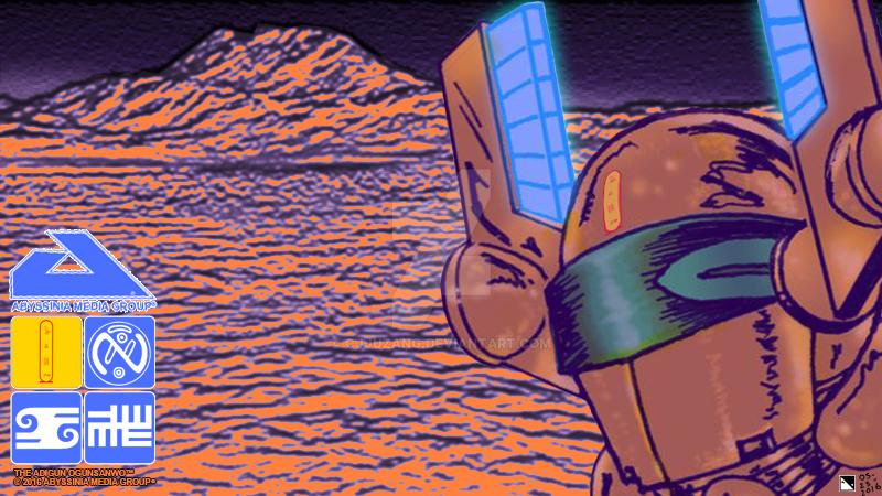 THE ADIGUN OGUNSANWO - La Petite Planete Prologue by cjjuzang