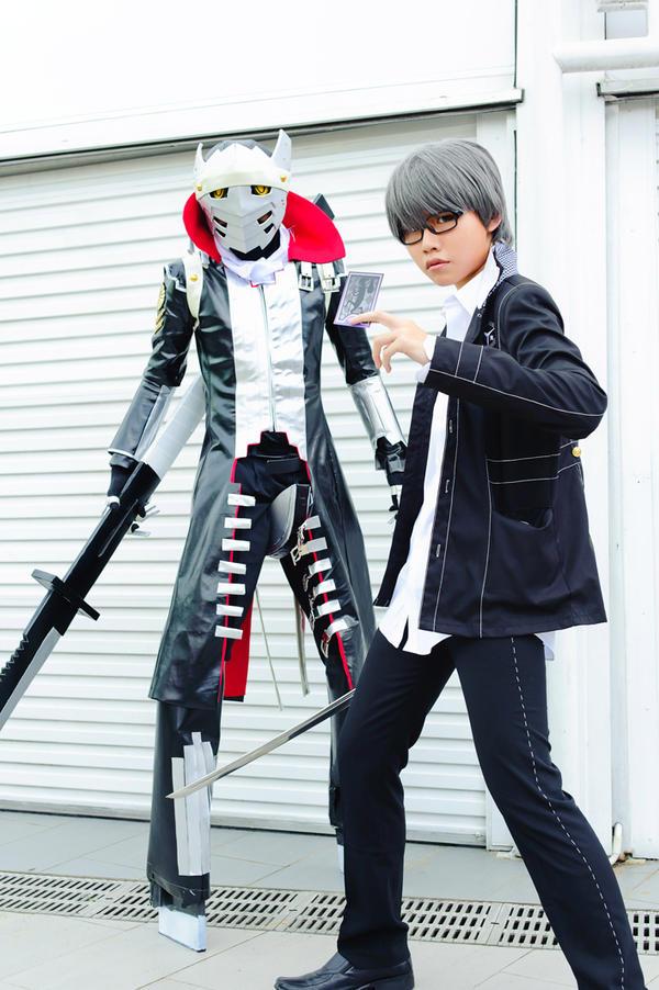 Persona 4 // 02 by Vega-Highwell