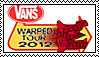 Warped Tour 2012 Stamp :D by Badaptdos