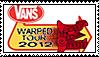 Warped Tour 2012 Stamp :D by Badaptdos