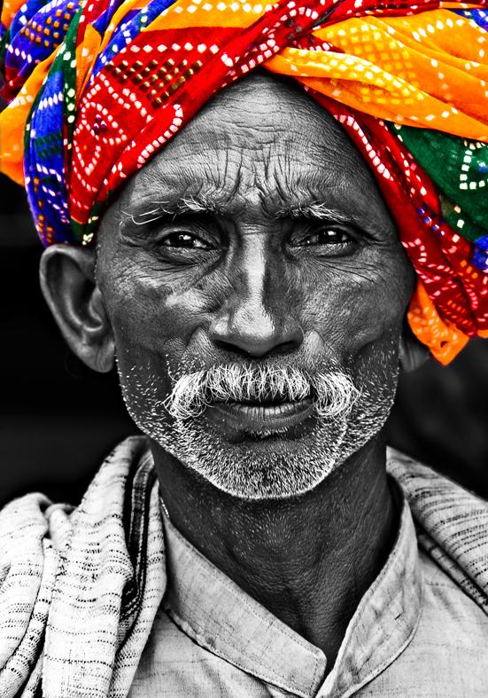 INDIA MAN by imanart