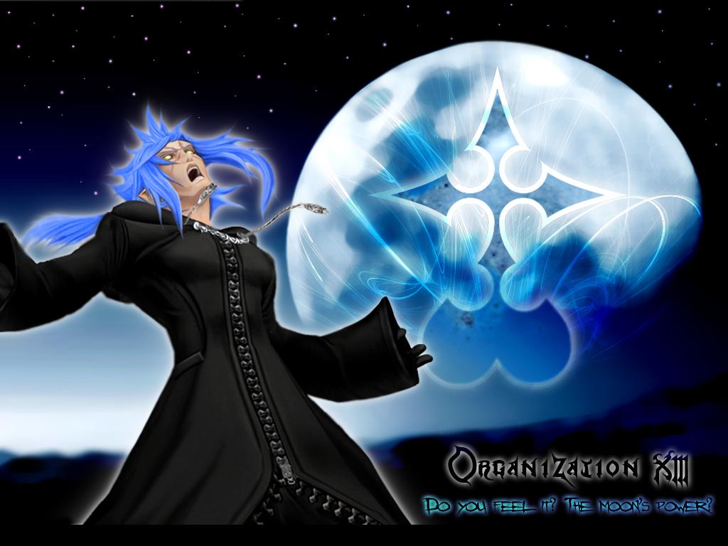 Moon Shine Down By SonOfSephiroth