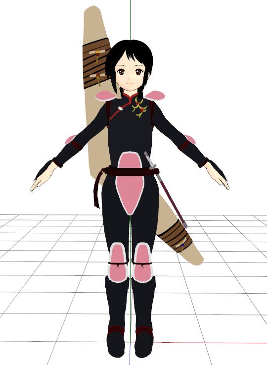 R02 - Sango Kio by YukinaSaturne