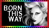 CM: Born This Way - Lady Gaga by bradleysays
