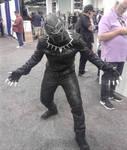 Black Panther by Jpstudios11