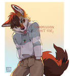 Nice furry-friend