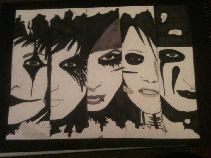 bvb drawings gallery