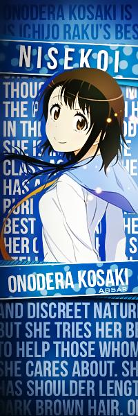 Onodera Kosaki - Typo by AbsarNaeem