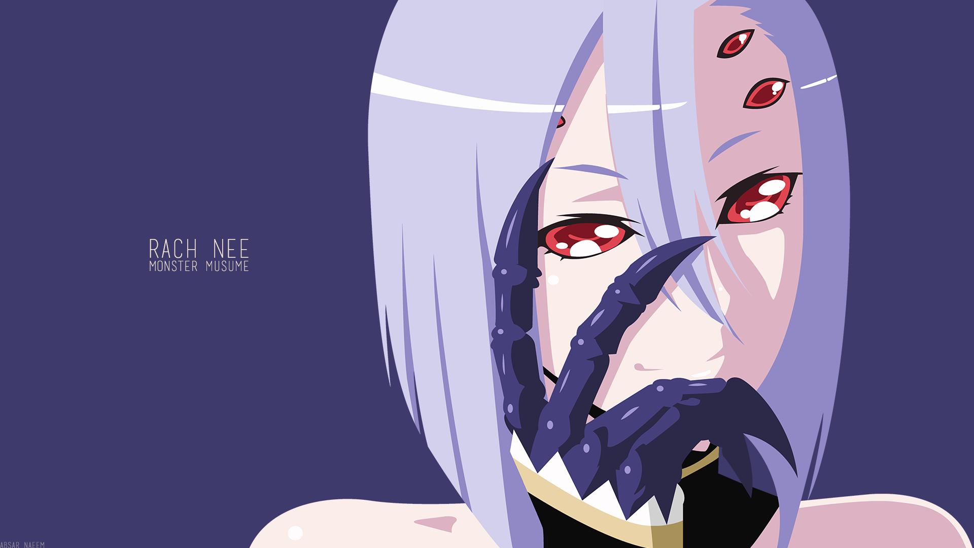 Rach Nee - Monster Musume Wallpaper by AbsarNaeem on ...
