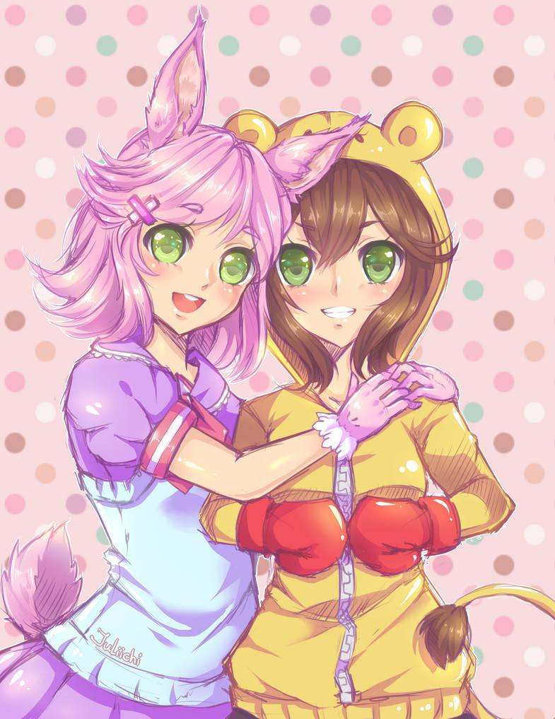 It's Friendship Power! by Juliichi