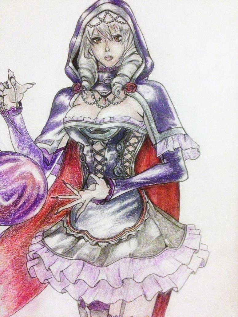 Viola Soul Calibur V by supersonic-unicorn