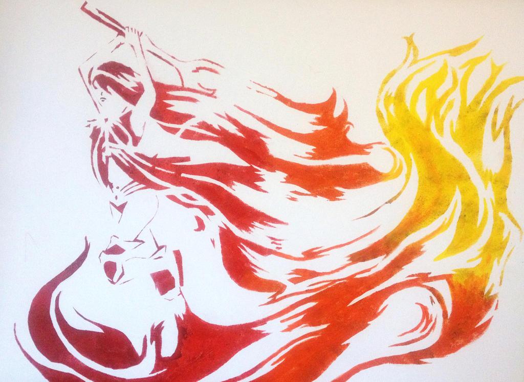 Art Final Piece by supersonic-unicorn