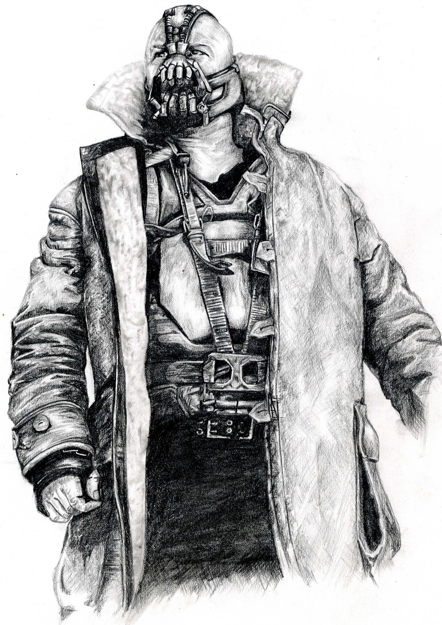 Bane - The Dark Knight Rises by supersonic-unicorn on ...