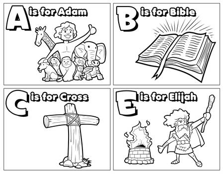 Abc's of the Bible: WIP