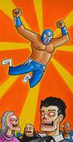 El Luchador De Los Muertos