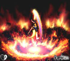 Rising Meteor by ArashiTerra