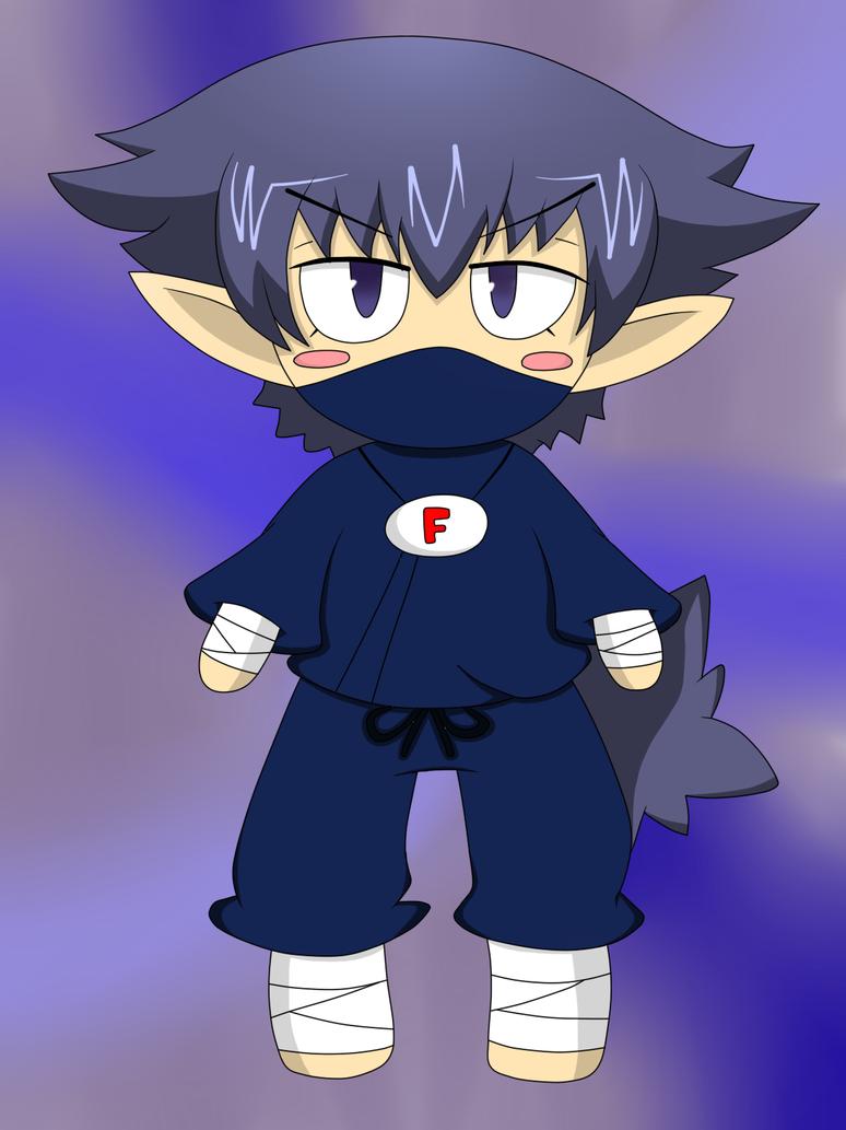Kouta's Shoukanjuu by LilyxChip02
