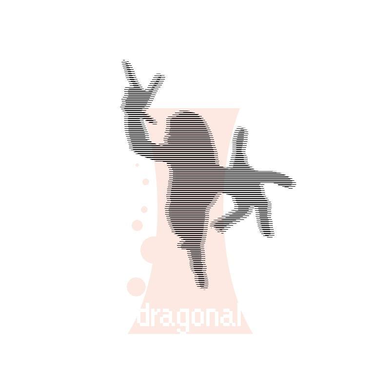 logo - dragonal by mackill