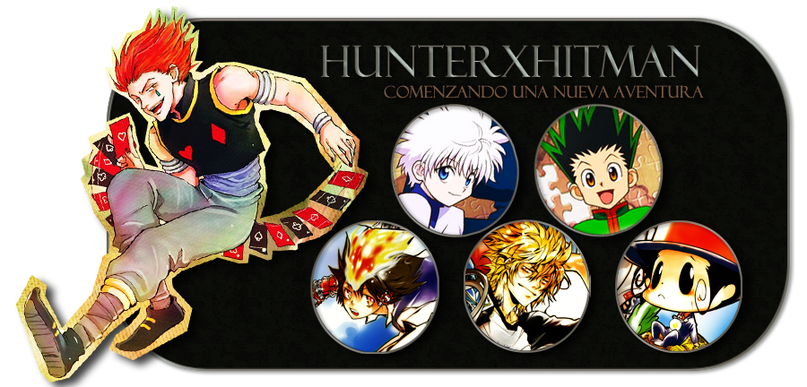 Hunter x Hitman