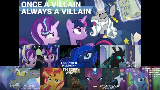 Once A Villain