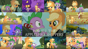 Request: Applespike Moments