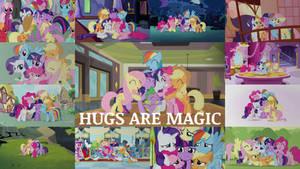 Hugs Are Magic
