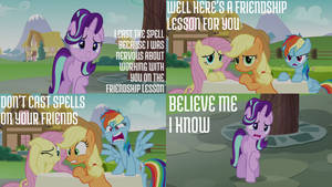 Friendship Lesson