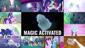 Request: Magic Activated