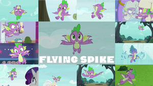 Request: Flying Spike