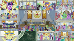 Song: Friendship U by Quoterific
