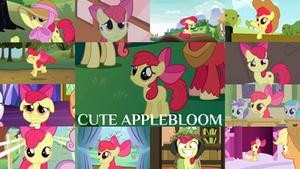 Request: Cute Applebloom