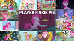 Player Pinkie Pie by Quoterific