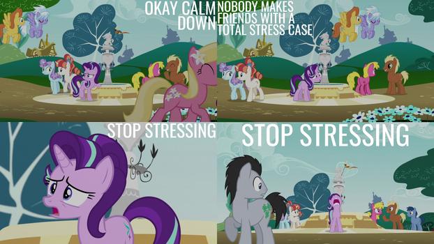 Stress Case