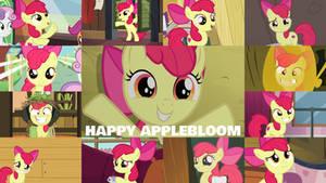 Request: Happy Applebloom