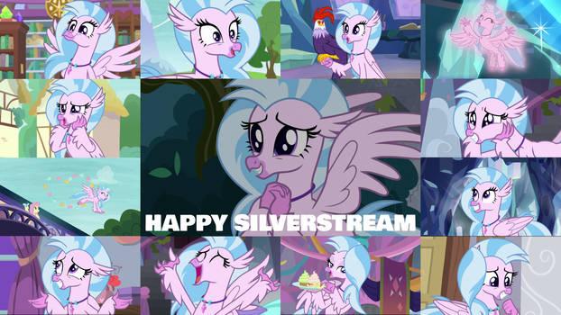 Request: Happy Silverstream
