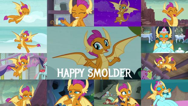 Request: Happy Smolder