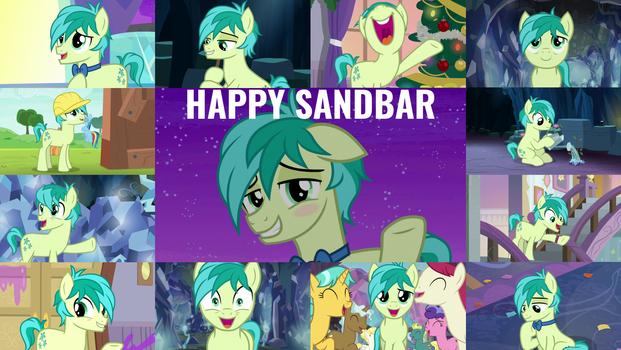 Request: Happy Sandbar