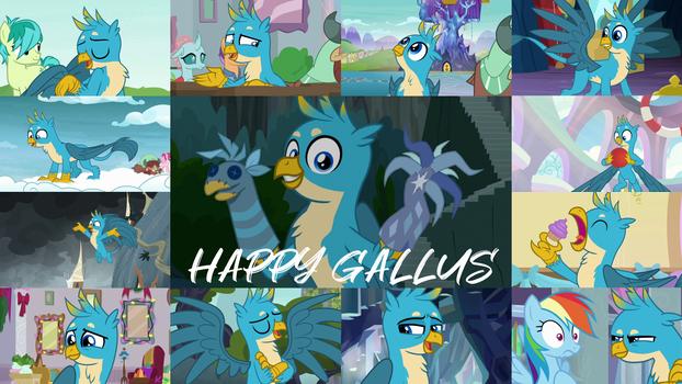 Request: Happy Gallus