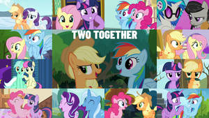 Request: Two Together
