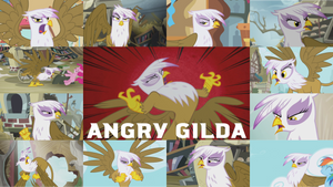 Request: Angry Gilda