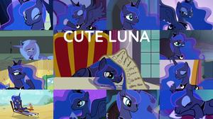 Request: Cute Luna