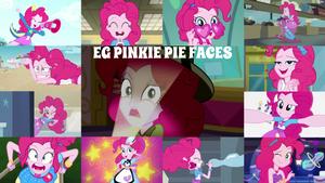 Request: EG Pinkie Pie Faces
