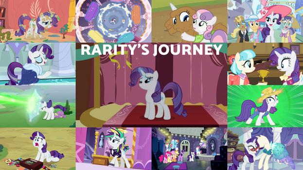 Rarity's Journey