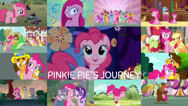 Request: Pinkie Pie's Journey