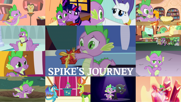 Request: Spike's Journey