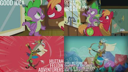 Request: Adventurers